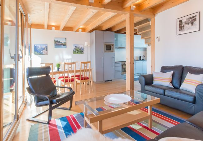 Chalet Roossi 5 at Alpine Holiday Services in Wengen.